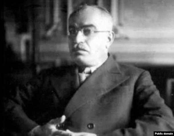 Sovet Azərbaycanının rəhbəri olmuş Mir Cəfər Bağırov.