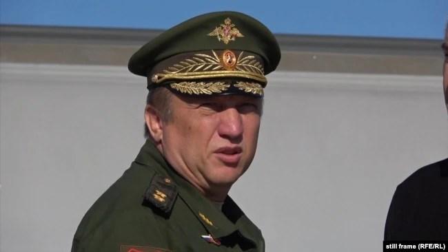 Костянтин Касторнов – командир армійського корпусу Чорноморського флоту Росії