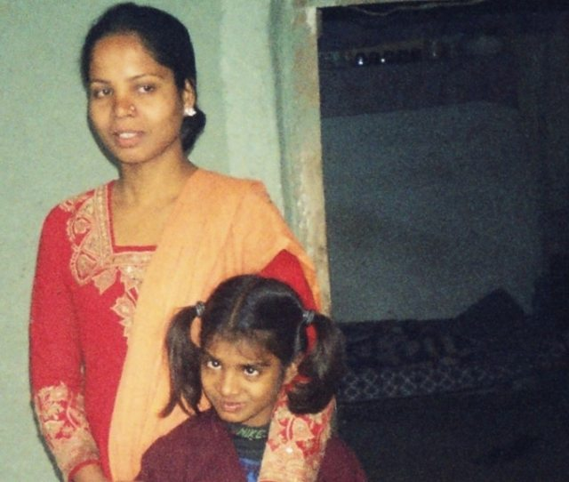 An Undated Photo Made Available By The Family Shows Asia Bibi A Mother Of Five