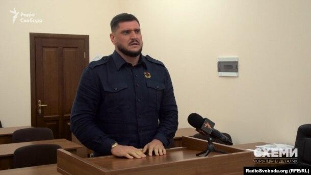 Олексій Савченко плутано відповідав на запитання комісії