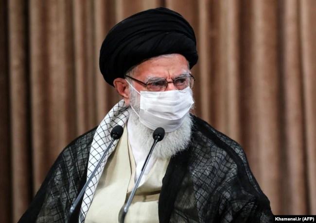 Iranian Supreme Leader Ayatollah Khamenei