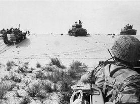 A hat napos háború 1967