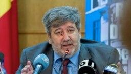 Lucian Netejoru, șeful Inspecției Judiciare