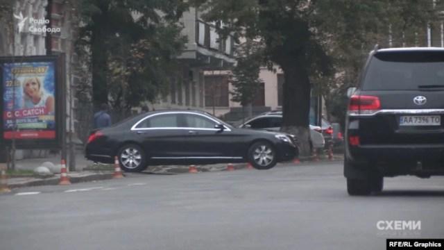 Мерседес Столара виїхав з АП майже через годину після заїзду
