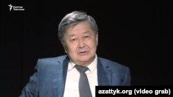 Жантөрө Сатыбалдиев.