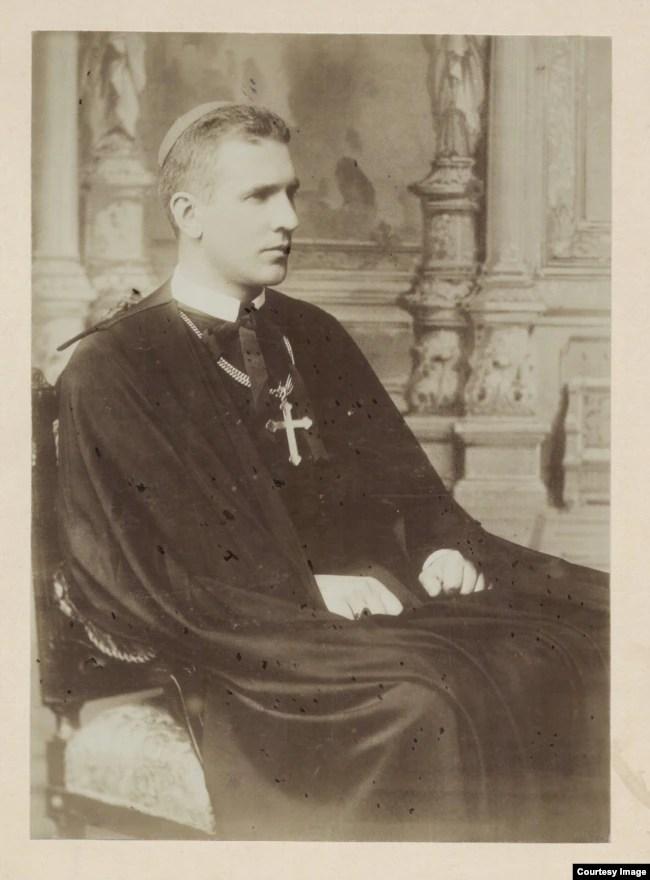 Єпископ Андрей Шептицький (1865–1944)
