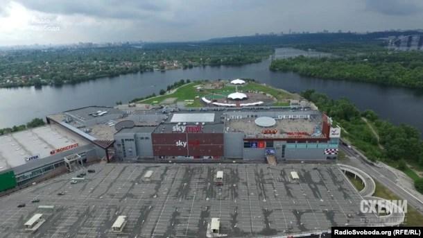 Торговельний центр «Скаймол» у Києві