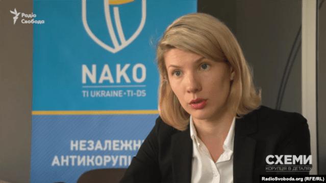Олена Трегуб каже, що без посередника Міноборони не може здійснювати зовнішньо-економічну діяльність