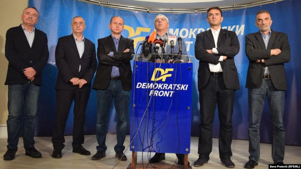 Rezultat slika za demokratski front