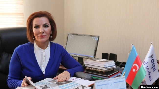Əli Həsənovun həyat yoldaşı Sona Vəliyeva