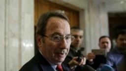 Valer Dorneanu, reales președintele Curții Constituționale, este raportor pe validarea sau nu a referendumului