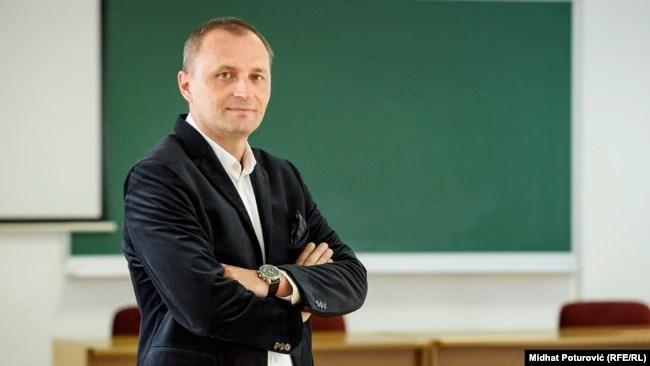 SAD smatraju Dejtonski sporazum jednim od svojih najvećih vanjskopolitičkih uspjeha: Elmir Sadiković
