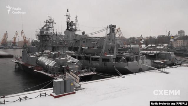 Практична гавань в Одесі
