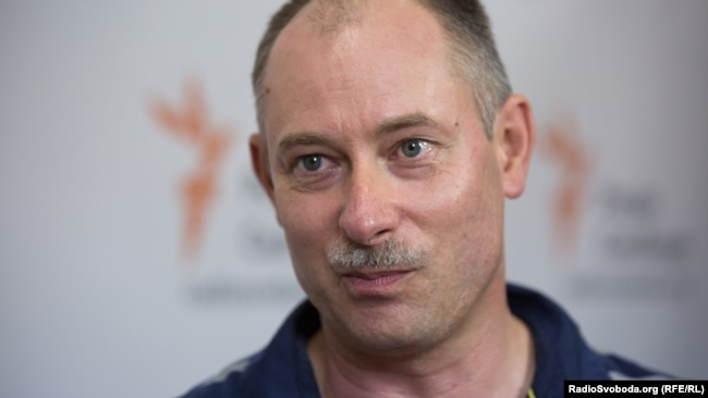 Олег Жданов, український військовий експерт