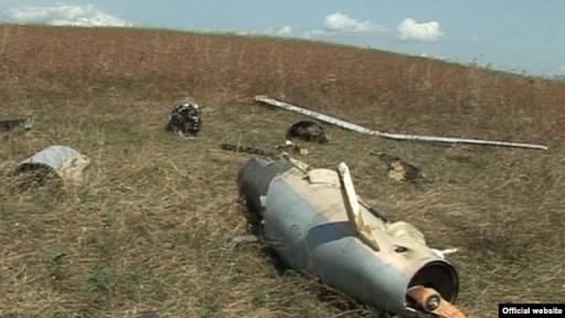 israeli made azeri drone