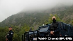 Tensions High As Kosovo, Serbia Continue Border Standoff