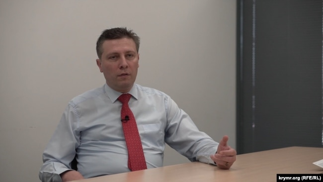 Юрій Меленко, директор «Київського науково-дослідного інституту гідроприладів» (2013-2019)