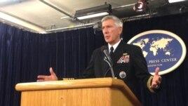 Tư Lệnh Quân đội Mỹ khu vực Á Châu-Thái Bình Dương, Đô Đốc Samuel Locklear