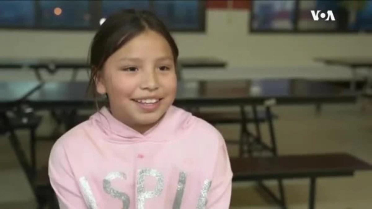 美洲原住民女孩通過社團幫助追求夢想