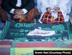 Perkawinan anak di Indonesia. (Foto: Courtesy/Armin Hari)