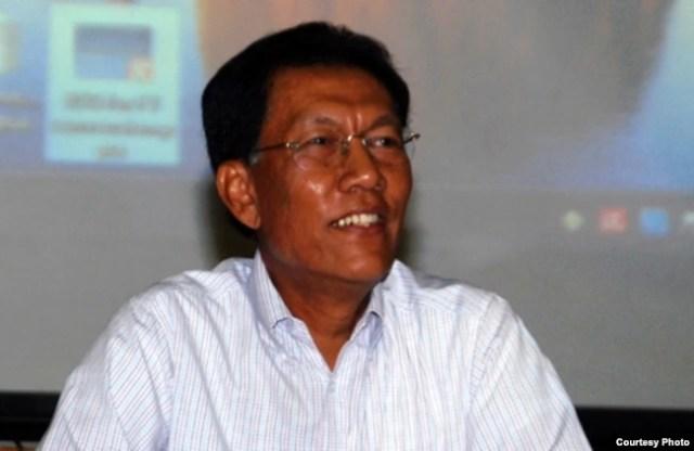 Guru Besar Teknik UI, Rinaldy Dalimi. (Foto: Humas UI)