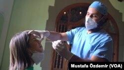 Venezuela'da Pandemide Ölen Her 4 Kişiden Biri Sağlık Personeli 15