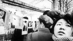 北京西單民主牆(1979年1月2日)