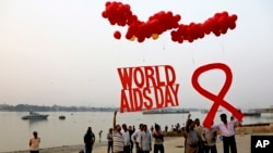 In pictures: World AIDS Day 2016