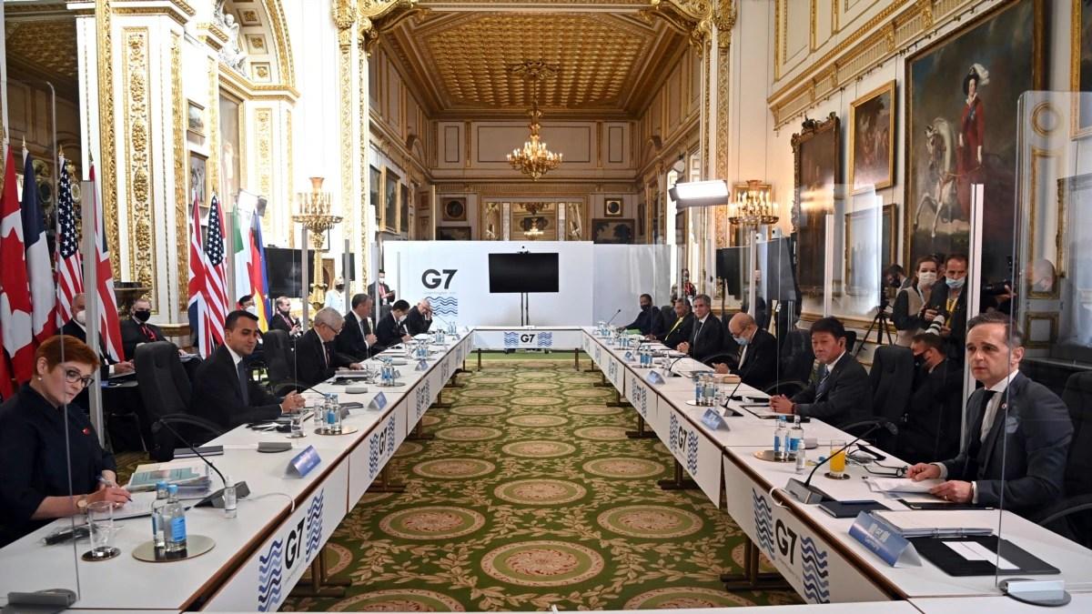 Vaksin Virus Corona, Perubahan Iklim Dibahas dalam Pertemuan G7