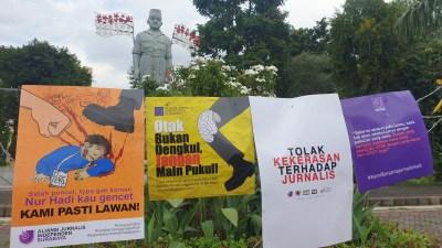 Kekerasan Terhadap Jurnalis Masih Jadi Ancaman Kebebasan Pers di Indonesia