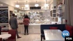 Komunitas Yahudi dan Muslim membangun komunikasi melalui sebuah restoran sekaligus toko kue di Long Island, New York. (Foto: VOA)