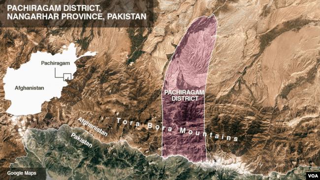 Pachiragam District, Nangarhar province, Afghanistan