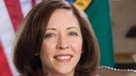 Senater Mariya Cantwell