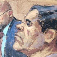 """Concluye testimonio de """"Chupeta"""" en juicio a """"El Chapo""""Guzmán"""