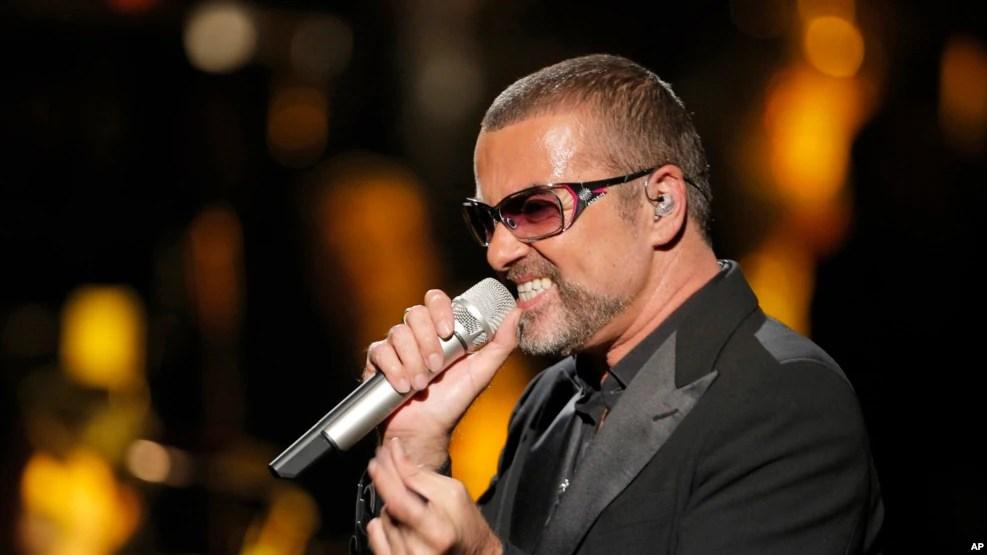Image result for British singer George Michael dies at 53