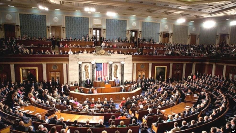 Quốc hội Hoa Kỳ.