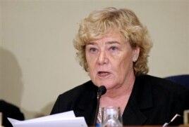 Dân biểu Zoe Lofgren kêu gọi đặt các tiêu chuẩn ràng buộc về nhân quyền và quyền của người lao động vào Hiệp định Đối tác Thương mại Xuyên Thái Bình Dương TPP.