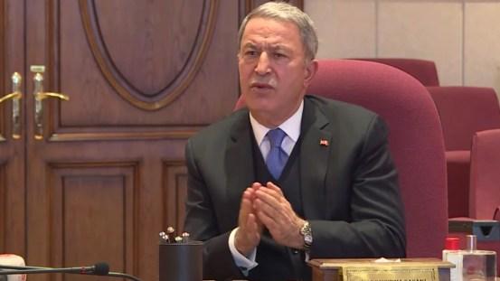 Δήλωση του Αζερμπαϊτζάν από τον υπουργό Άμυνας Άκαρ