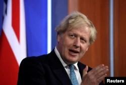 صدر بائیڈن کی اپنے یورپی دورے میں پہلی ملاقات برطانیہ کے وزیر اعظم بورس جانسن سے ہو گی۔