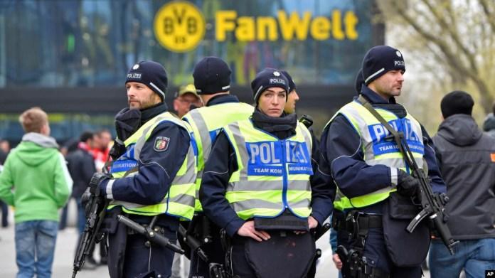 El sospechoso detenido fue identificado como Abdul Beset A., cuyo apellido no fue revelado en cumplimiento de las leyes alemanas.