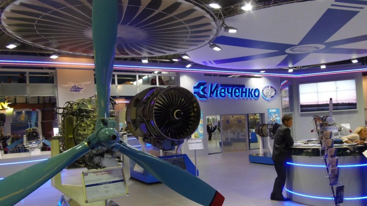 俄羅斯關注中國是否將繼續採購軍備特別是飛機引擎