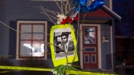 Ảnh thiếu niên da đen 19 tuổi bị cảnh sát bắn chết tại Madison, Wisconsin, ngày 7/3/2015.