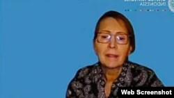 Kepala Perwakilan PBB di Indonesia, Valerie Julliand. (VOA)