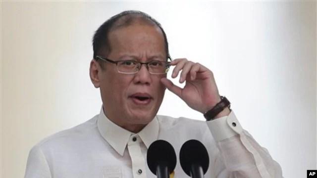 Tổng thống Philippines Benigno Aquino đã hủy bỏ chuyến thăm Trung Quốc