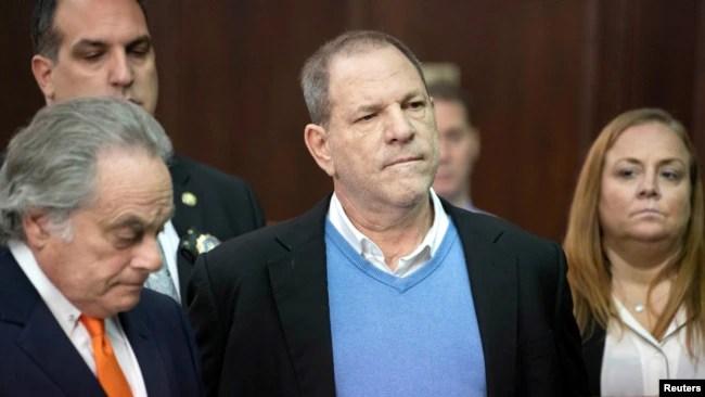 Archivo-Harvey Weinstein.