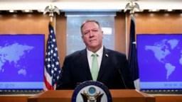 El secretario de Estado Mike Pompeo pospuso su visita a Ucrania y otros países tras el ataque contra la embajada de Estados Unidos en Irak, según el Departamento de Estado.