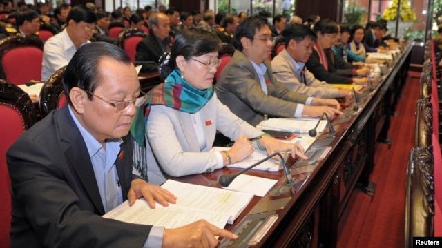 Vietnam National Assembly vote on Constitution passage 2