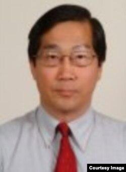 位于台北的政治大学东亚研究所教授丁树范(照片提供:丁树范)