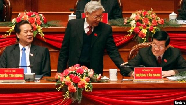 Tờ Hoàn cầu Thời báo nhận định rằng Thủ tướng Nguyễn Tấn Dũng đang nhắm tới chiếc ghế Tổng bí thư Đảng Cộng sản Việt Nam.