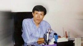 Ông Nguyễn Hữu Vinh, người sáng lập trang anh Ba Sàm.